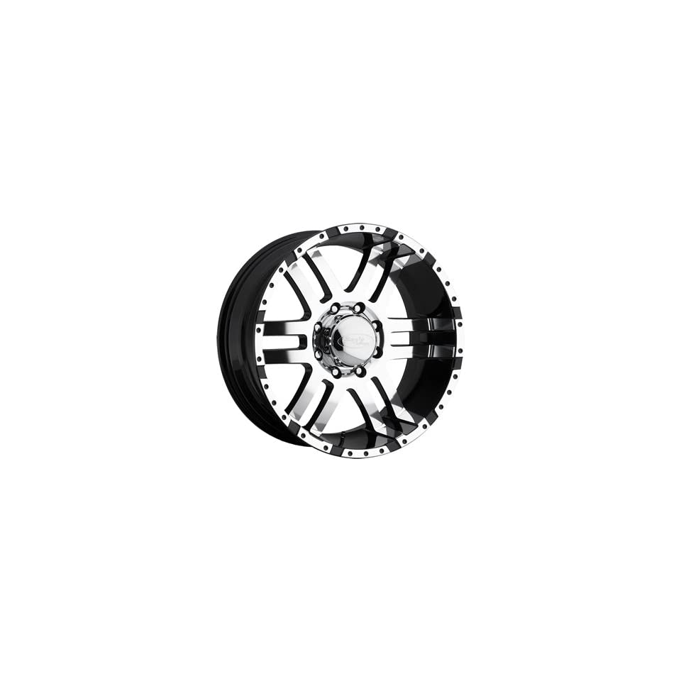 American Eagle 79 18 Super Finish Wheel / Rim 8x170 with a  12mm Offset and a 130.18 Hub Bore. Partnumber 7929987