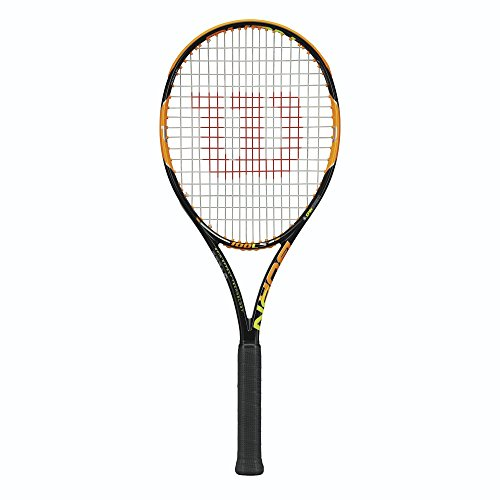 Wilson Burn 100 LS Tennis Racquet – Unstrung