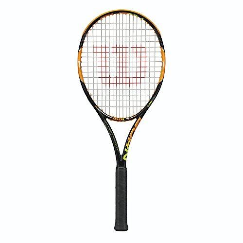 Wilson Burn 100 LS Tennis Racquet, 4 1/4-Inch