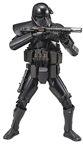 Bandai Hobby Star Wars 1/12 Death Trooper Star Wars (Bandai Star Wars Clone Trooper Model Kit)