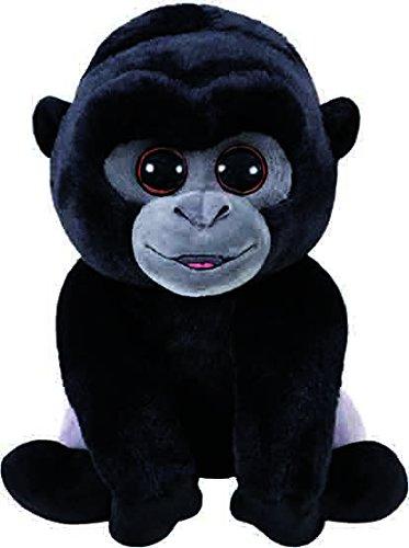 Ty Beanie Babies BO - Silver Back Gorilla reg 6