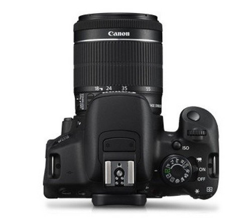 Buy Canon Eos 700d 18mp Digital Slr Camera Black With 18 55mm Is