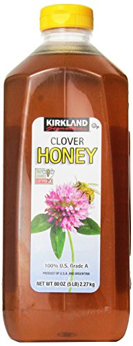 Kirkland Signature Pure Honey, 5 Pound