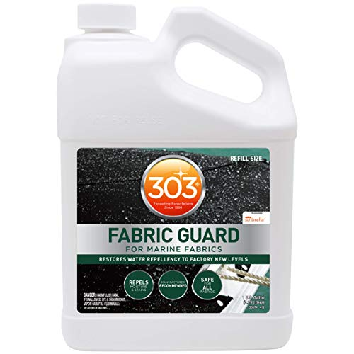 (303 Products 30674 Marine & Recreation Fabric Guard - 1 Gallon)