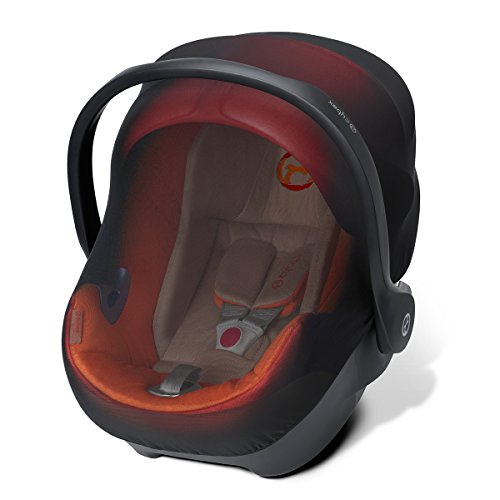CYBEX Mosquito Net, for CYBEX Infant Car Seats Aton and Cloud, Transparent: Baby