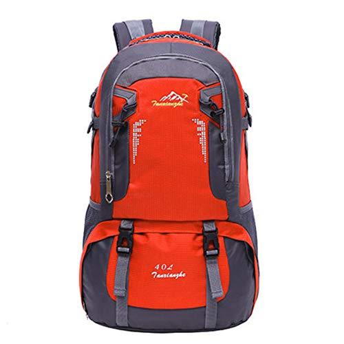 JTWJ バックパック男性旅行バッグアウトドア大容量防水登山バッグ中学生バッグ韓国人女性のバックパックのバックパック (Color : 3) B07TH1VD7W 3