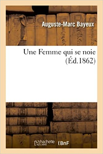 Free download books in pdf file Une Femme Qui Se Noie (Litterature) (French Edition) 2013251564 PDF PDB CHM