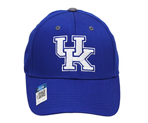 Captivating Headgear Men's Champ Fashion Kentucky Wildcats Embroidered - Embroidered Hat Basketball