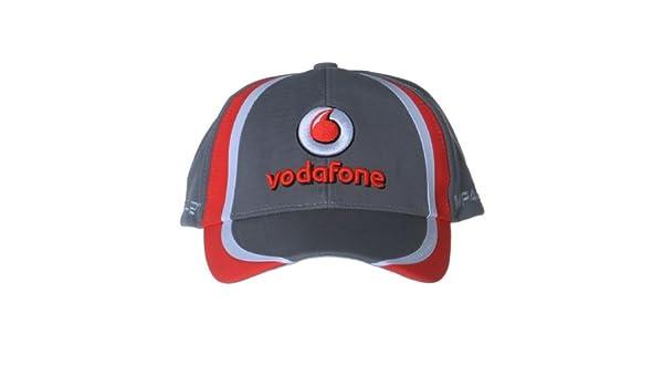 Amazon.com : McLaren Vodafone Mercedes 2012 Team Cap : Sports Fan Baseball Caps : Sports & Outdoors