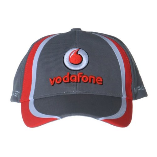 Vodafone Mclaren Mercedes Team Hat