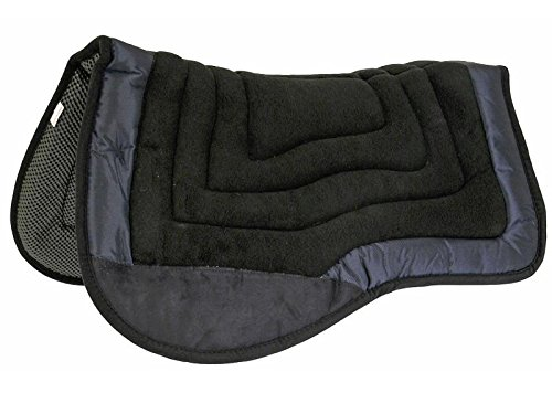 Tucker Trail Saddles - Tucker Toklat Non-Slip Trail Saddle Pad 731 Square Contour