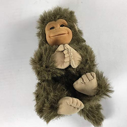 Hosung Plush Vintage 1994 Stuffed Monkey Chimp Ape 10