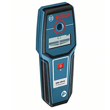 Bosch GMS 100 M - Detector de metales: Amazon.es: Bricolaje y herramientas