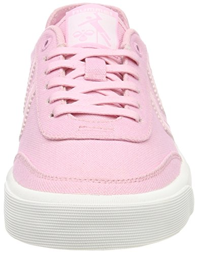 Hummel Women's Stockholm Low Trainers Pink (Orchid Pink 4335) cheap sale official site ns6kiPzn4