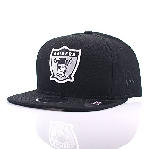 New Era - Gorra de béisbol - para hombre Negro negro Small-Medium