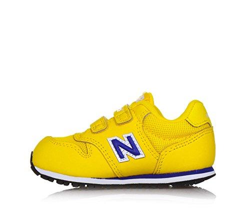 New Sneaker Balance blu Giallo Enfant KV500YLI ZqSwx7rZ