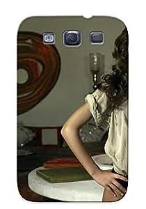 Special Design Back Jessica Alba Phone Case Cover For Galaxy S3