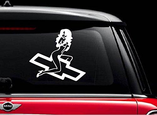 chevy girl truck decals - 2