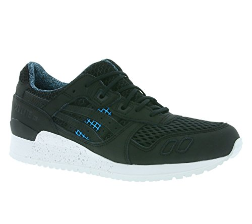 Unisex 001 9090 Black Trainers Adults' III Multicoloured Asics Lyte Gel Black Dn6l0 RdwRgPq