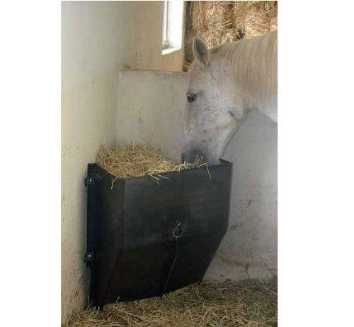 Easy - Dispensador de heno neta 200 L: Amazon.es: Productos para mascotas