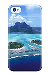 High Quality KWFJZFK7782GmCpo Seascape Tpu Case For Iphone 4/4s