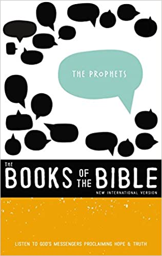 NIV, The Books of the Bible: The Prophets, Hardcover: Listen to