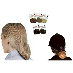 William Hunter Equestrian standard hairnet - blonde