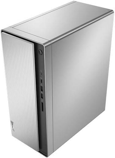 Lenovo Ideacentre 5i Desktop | Intel Core i7-10700 Processor | 16GB DDR4 RAM | 512SSD+1TBHDD | Intel UHD Graphics 630 | Includes Keyboard & Mouse | DVD±RW | Windows 10 | with Woov Accessory Bundle