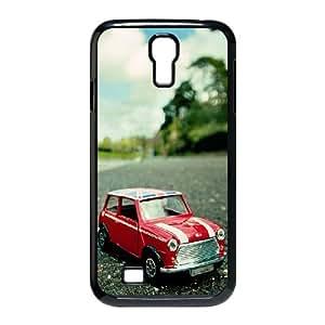 Mini Samsung Galaxy S4 9500 Cell Phone Case Black GY088C54