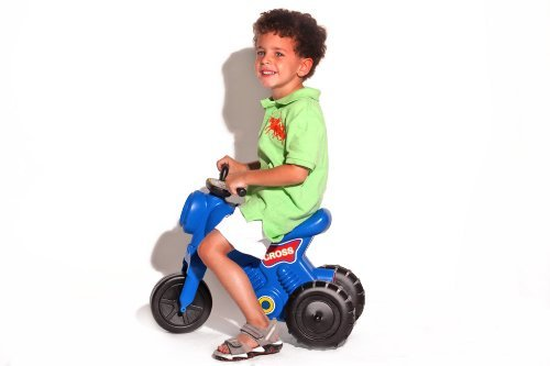 PEDINO CROSS BIKE PLASTIC RIDE ON TOY FOR INDOOR & OUTDOOR USE