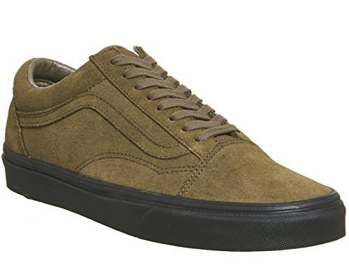 Vans Old Skool, Scarpe Running Uomo Marrone