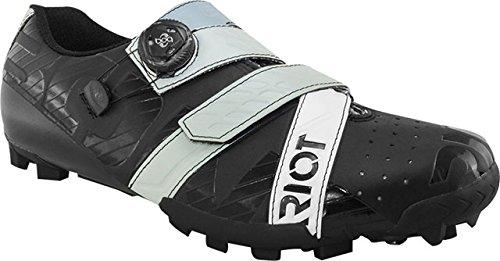 BONT Riot MTB+ BOA Cycling Shoe: Euro 47 Black/Grey