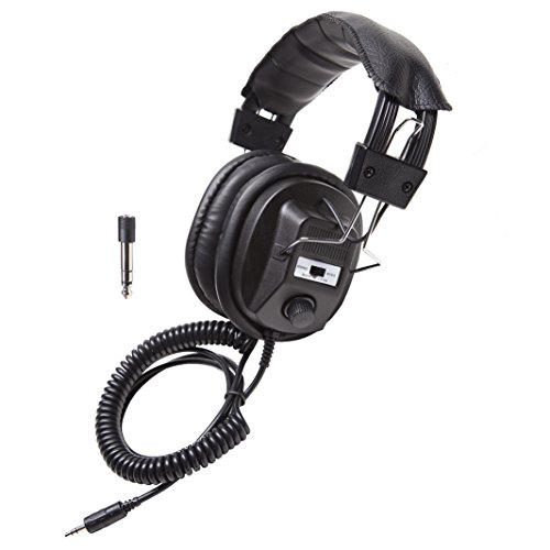 Califone 3068AV StereoMono Headphones