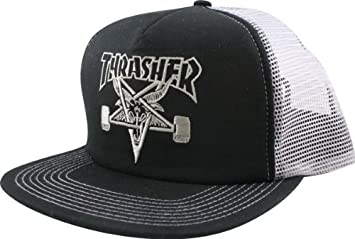 Image Unavailable. Image not available for. Color  Thrasher Mesh Sk8 Goat  Hat 9ad5e573291