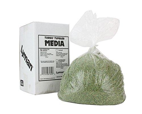 Lyman Large Corncob Plus Reloading Media (10 Pounds)