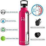 HoneyHolly Stainless Steel Vacuum Insulated Water