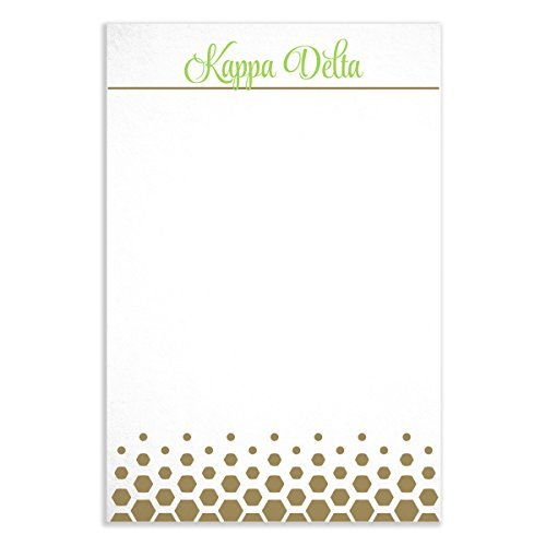 Alexandra And Company Notepad, Kappa Delta