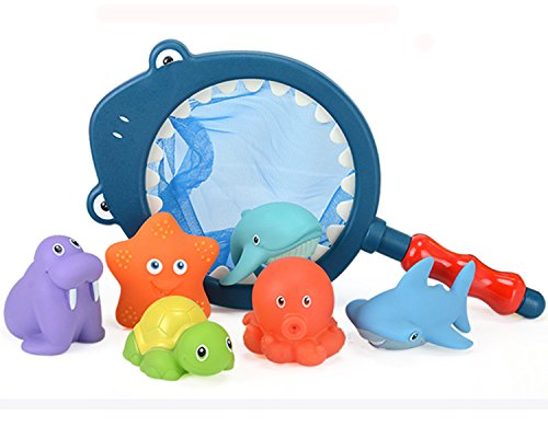 3-Pack Red, Pig, Terence Angry Birds Water Squirters Great for Bath Time or Pool