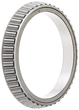 """Timken L624549#3 Tapered Roller Bearing, Single Cone, Precision Tolerance, Straight Bore, Steel, Inch, 4.7500"""" ID, 0.8440"""" Width"""