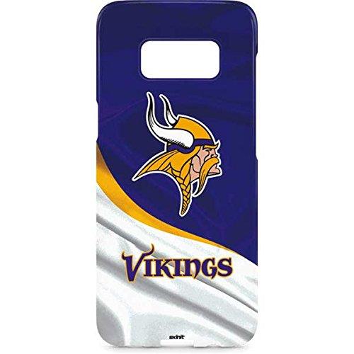 Skinit NFL Minnesota Vikings Galaxy S8 Lite Case - Minnesota Vikings Design - Ultra-Thin, Lightweight Phone Cover