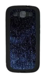 Samsung Galaxy S3 I9300 Cases & Covers Rain Fall Custom TPU Soft Case Cover Protector for Samsung Galaxy S3 I9300 Black