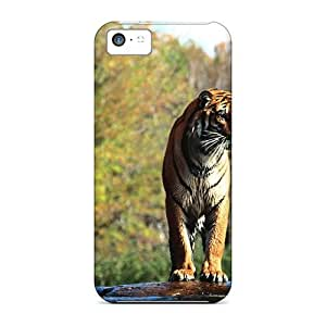 Premium PatALVj4100zIkNa Case With Scratch-resistant/ Its Hunting Time Case Cover For Iphone 5c