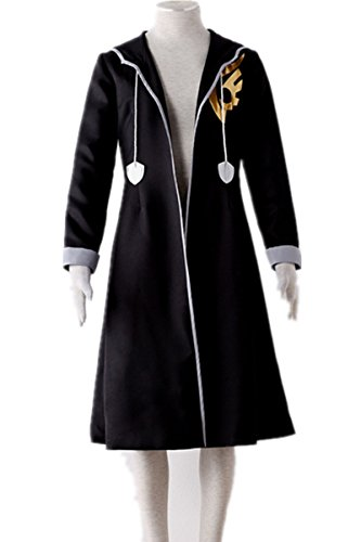 Sorciere Costume (Fairy Tail Uniform Cosplay Costume-Jellal Fernandes Hoodie)