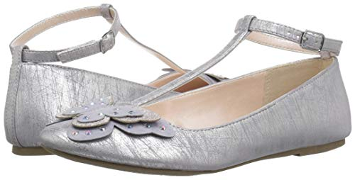 The Children's Place Girls' T-Strap Ballet Flats, Light Lavender, Youth 3 Child US Little Kid by The Children's Place (Image #6)