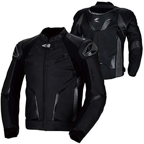 RS Taichi GMX Arrow Leather Jacket - RSJ832 (56 Euro/XXX-Large) (Black)
