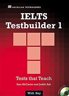 IELTS Testbuilder Student's Book with key Pack: Sam McCarter