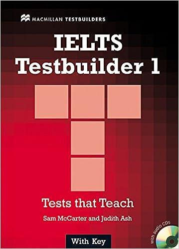 IELTS TestBuilder 1 tiền thân của IELTS TestBuilder 2 -Học qua quá trình thực hành