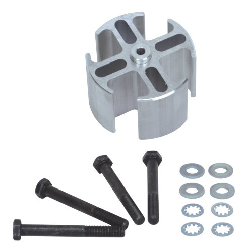 "Flex-a-lite 14538 Mill Finish 2"" Fan Spacer Kit"