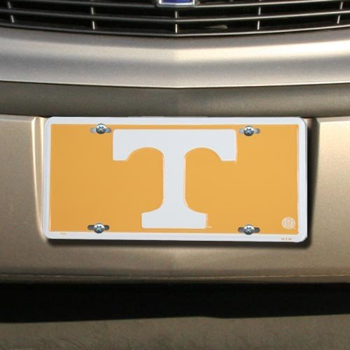 ((6x12) University of Tennessee T NCAA License Plate)