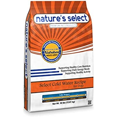 Nature's Select Cold Water Recipe - Fish, Dry Dog Food - All Ages